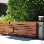 Stunning Privacy Fence Line Landscaping Ideas 25