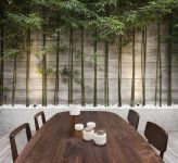 Stunning Privacy Fence Line Landscaping Ideas 79