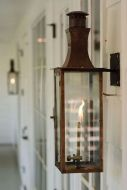 Vintage Hanging Gas Lanterns for Front Door Decorations 60