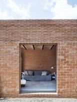 Artistic Exposed Brick Architecture Design 25