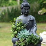 Awesome Buddha Statue for Garden Decorations 10