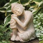 Awesome Buddha Statue for Garden Decorations 12