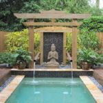 Awesome Buddha Statue for Garden Decorations 53