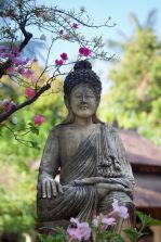 Awesome Buddha Statue for Garden Decorations 65