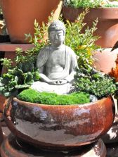 Awesome Buddha Statue for Garden Decorations 67