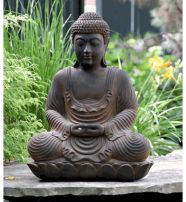 Awesome Buddha Statue for Garden Decorations 72