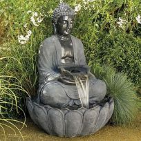 Awesome Buddha Statue for Garden Decorations 78