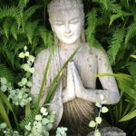 Awesome Buddha Statue for Garden Decorations 84