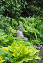 Awesome Buddha Statue for Garden Decorations 88