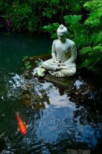 Awesome Buddha Statue for Garden Decorations 9