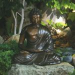Awesome Buddha Statue for Garden Decorations 90