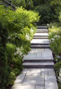 Front Yard and Garden Walkway Landscaping Inspirations 11