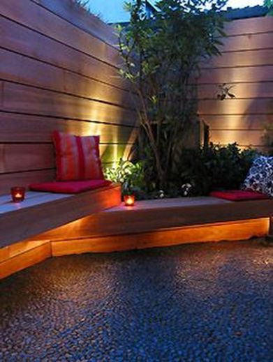 Modern and Contemporary Front Yard Landscaping Ideas 16