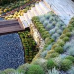 Modern and Contemporary Front Yard Landscaping Ideas 74