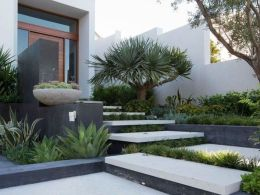 Modern and Contemporary Front Yard Landscaping