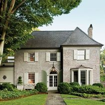 Wonderful European Cottage Exterior Design 85