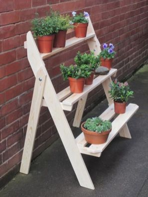 25 Simple Ideas to Make Cascading Garden Planter 20