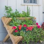 25 Simple Ideas to Make Cascading Garden Planter 8