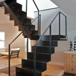 40 Awesome Modern Stairs Railing Design 25