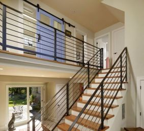 40 Awesome Modern Stairs Railing Design 34