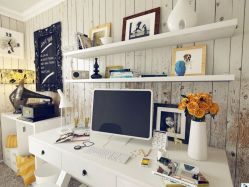 75 Most Favorite Home Workspace Inspirations Design 24