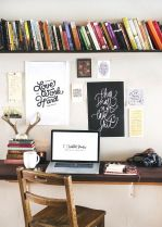 75 Most Favorite Home Workspace Inspirations Design 28