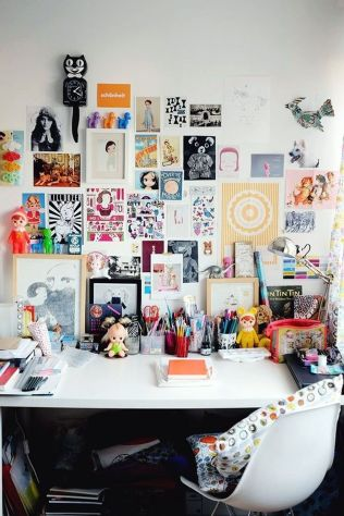 75 Most Favorite Home Workspace Inspirations Design 39