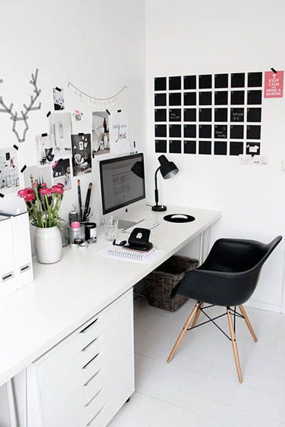 75 Most Favorite Home Workspace Inspirations Design 1