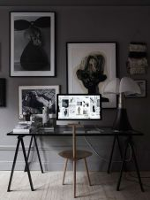 75 Most Favorite Home Workspace Inspirations Design 72