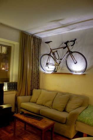 90 Brilliant Ideas to Make Hanging Bike Storage 28