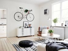 90 Brilliant Ideas to Make Hanging Bike Storage 3