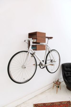 90 Brilliant Ideas to Make Hanging Bike Storage 34