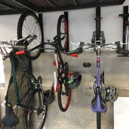 90 Brilliant Ideas to Make Hanging Bike Storage 37