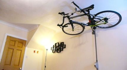 90 Brilliant Ideas to Make Hanging Bike Storage 53