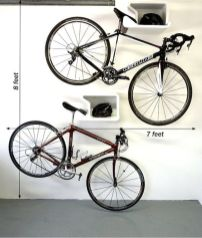 90 Brilliant Ideas to Make Hanging Bike Storage 54