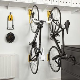 90 Brilliant Ideas to Make Hanging Bike Storage 59