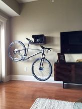90 Brilliant Ideas to Make Hanging Bike Storage 83