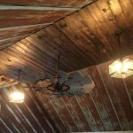 Breathtaking Rustic Ceiling Light Design 13