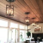 Breathtaking Rustic Ceiling Light Design 33