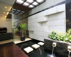 Amazing Indoor Water Features Design Ideas 51