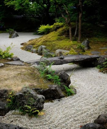 Peacefully Japanese Zen Garden Gallery Inspirations 43