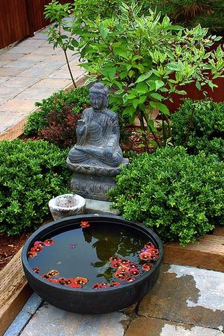 Peacefully Japanese Zen Garden Gallery Inspirations 1