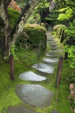 Peacefully Japanese Zen Garden Gallery Inspirations 97
