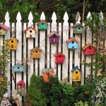Stunning Creative Fence Ideas for Your Home Yard 42