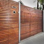 Stunning Creative Fence Ideas for Your Home Yard 70