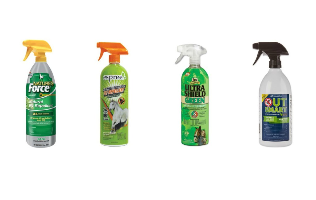 New and Improved Natural Fly Spray (that really works!)