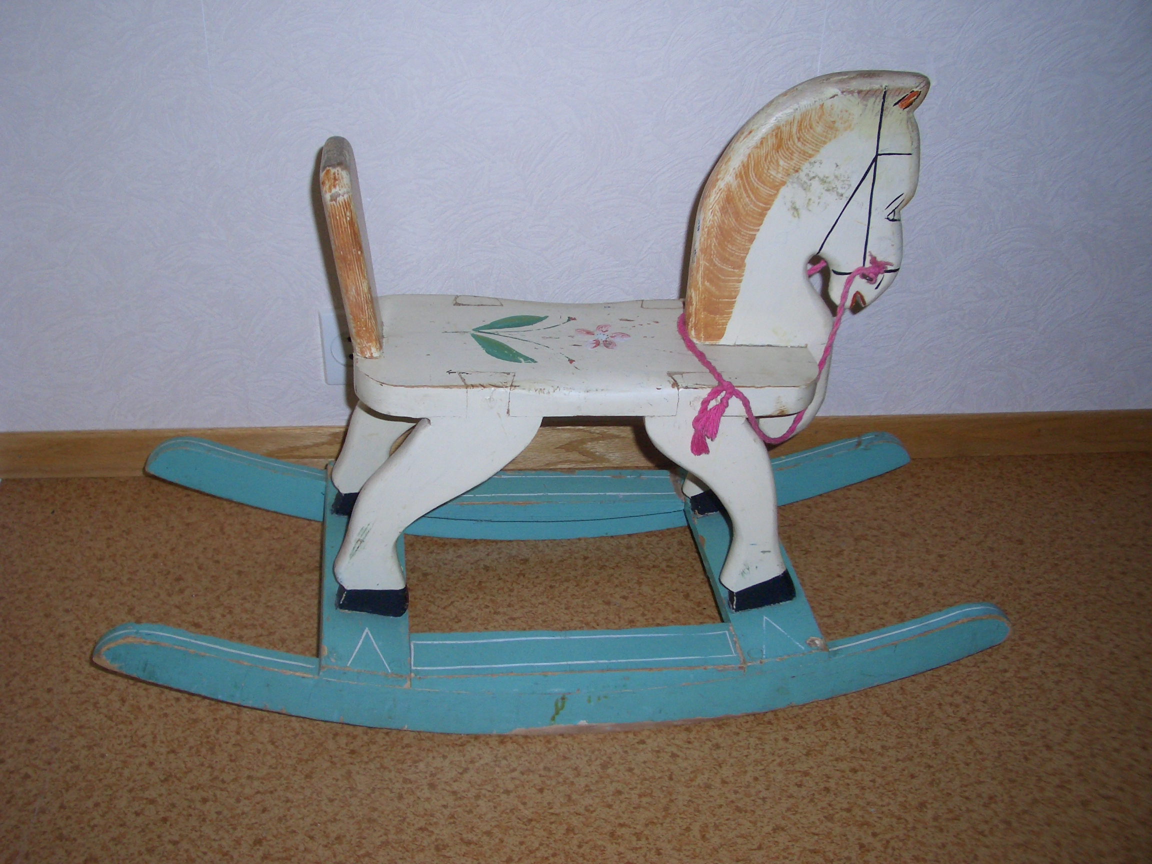 diy rocking chair kit big chairs for sale download free wooden horse plans