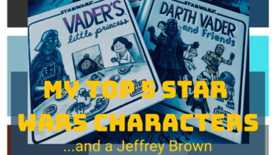 Star Wars Rocking the Spectrum Jeffrey Brown