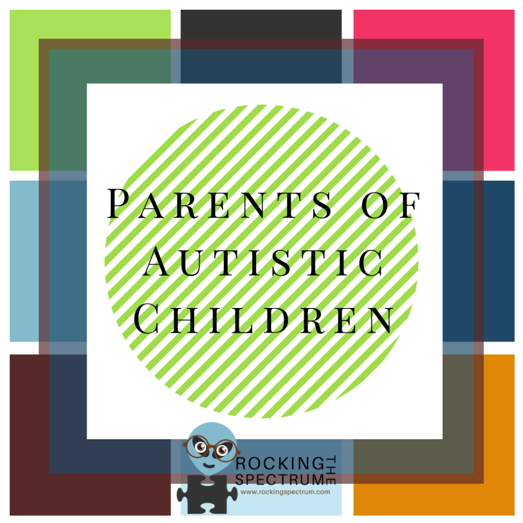 Links to blogs by autism parents