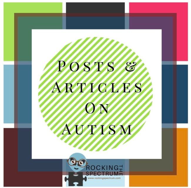 Posts & Articles on Autism
